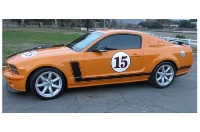 Ford Musang Saleen Parnelli Jones